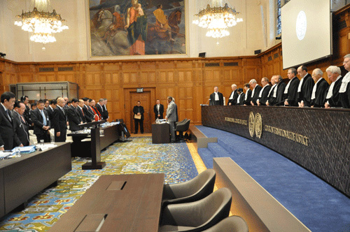 The necessary duties of the World Court to do